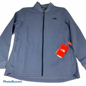 NWT THE NORTH FACE zip up jacket- Size Largely